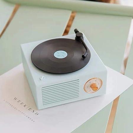 No Orador Creativo,Bluetooth 5.0,Tocadiscos Retro Audio ...