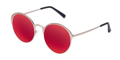 Hawkers Gold Red Fairfax , Gafas de Sol, Dordo/Rojo
