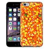 img - for Apple Iphone 7 Case, Snap On Cover by Trek Halloween Candy Corn Pattern Case book / textbook / text book