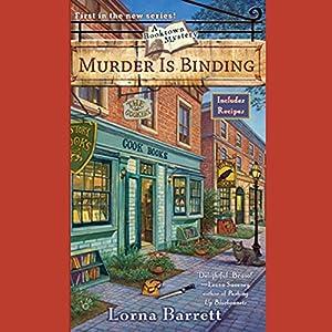 Murder Is Binding Audiobook