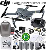 DJI Mavic Pro Collapsible Quadcopter EVERYTHING YOU NEED Ultimate Bundle
