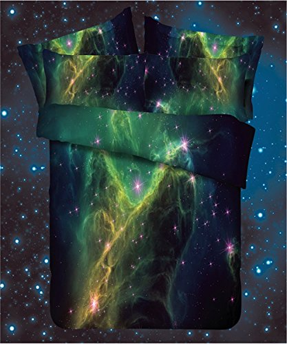 LELVA Galaxy Bedding Duvet Cover product image