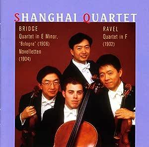 Bridge / Ravel: Quartets