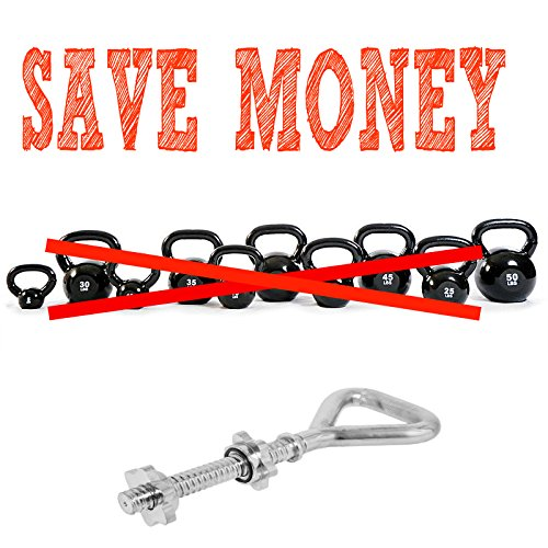 TreadLife Fitness Threaded Kettlebell Handle Save Money