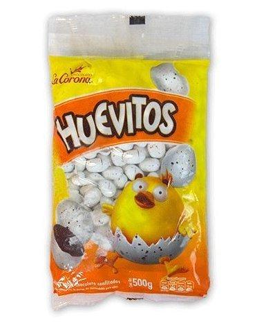 (Huevitos Candy Sabor Chocolate Confitados)