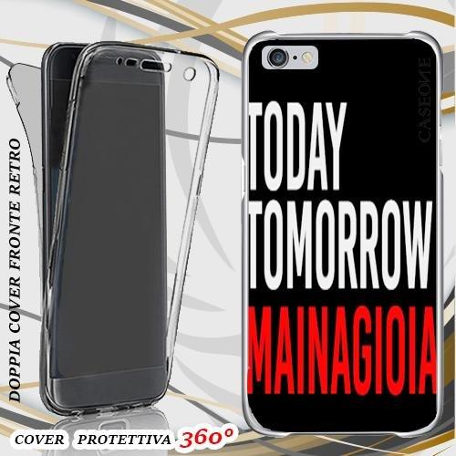 CUSTODIA COVER CASE MAIUNAGIOIA PER IPHONE 6 FRONT BACK