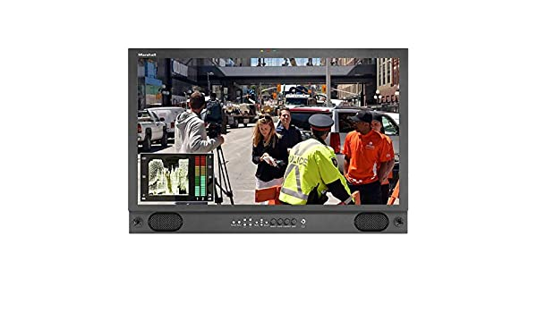 Marshall Electronics V-MD241 MD Series Monitor Black