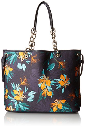 Nine West Ziah Large Tote, Multi/French Navy