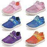 CIOR Kids Shoes Boys Girls Breathable Mesh Shoes