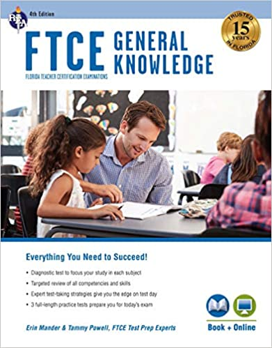 FTCE general knowledge 4th edition book