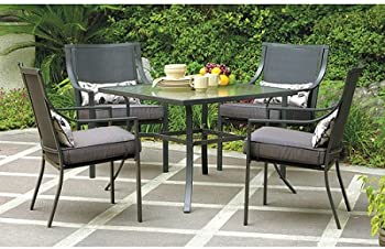 Mainstays Alexandra Square 5-Piece Patio Dining Set