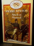 Front cover for the book Attack on Montreal by Pierre Berton