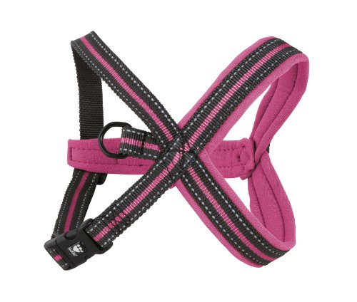 (Hurtta Padded Dog Y-Harness, 28-Inch,)