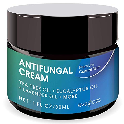 Antifungal Cream Ointment for Athletes Foot, Jock Itch, Ring
