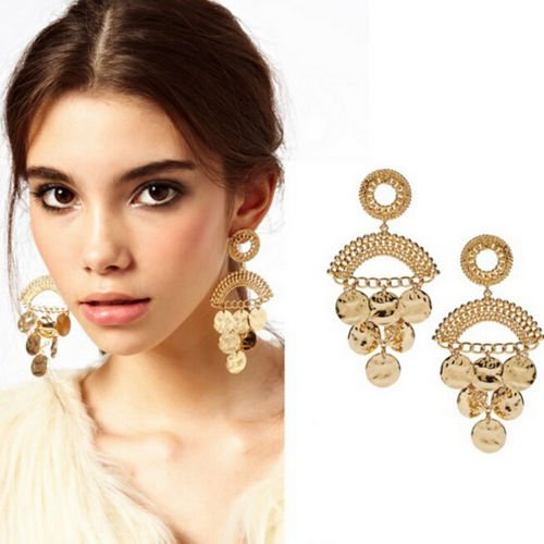 National Womens Statement Fashion Earrings