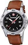 Wenger 0941.103 Men's Platoon Analog Watch, Watch Central