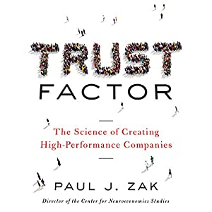 Trust Factor Audiobook