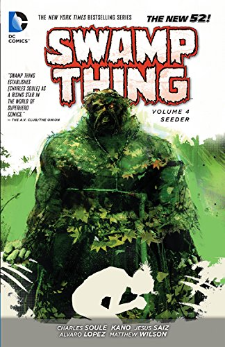 Halloween Max Steel (Swamp Thing Vol. 4: Seeder (The New)