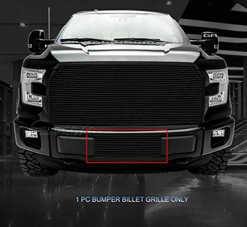 (Fedar Lower Bumper Billet Grille Insert for 2015-2017 Ford F-150)
