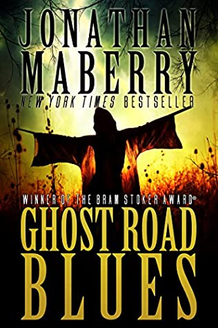 book cover of Ghost Road Blues