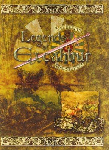 Read Online Legends of Excalibur: Arthurian Adventures pdf