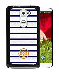 Excellent protection,Lightweight and durable Tory Burch 72 Black LG G2 Case