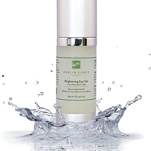 rk Circles, Puffiness, Bags and Wrinkles by Keelyn Grace - Plant Stem Cell Therapy with Echinacea, Cucumber, Aloe and Licorice, Rich In Peptides, Vitamin C, Hyaluronic Acid ()