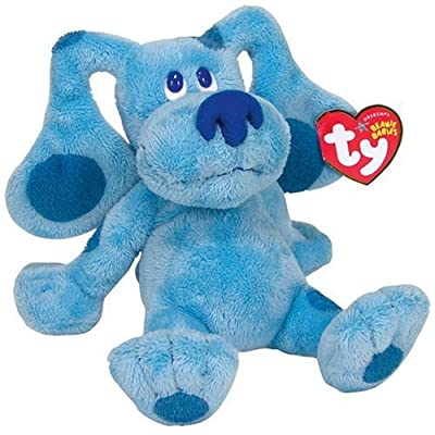 Ty Beanie Baby Blues Clues: Toys & Games