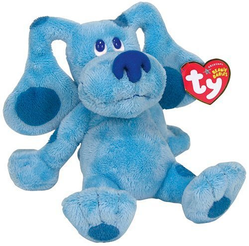 Ty Beanie Baby Blues Clues by Ty