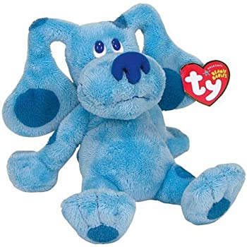 Amazon.com: Ty Beanie Baby Blues Clues: Toys & Games