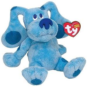 Ty Beanie Baby Blues Clues - 514D2RC74BL - Ty Beanie Baby Blues Clues