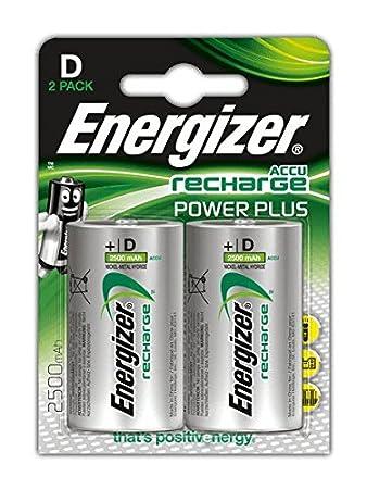 Energizer E300322000 - HR20, 2500 mAh, blíster 2 unidades