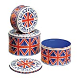 Emma Bridgewater Union Jack Cake Tin Set of 3
