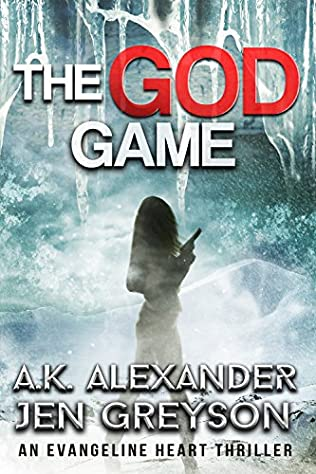 book cover of The God Game