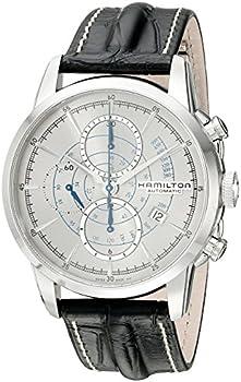 Hamilton American Classic Railroad Auto Chrono Men's Watch