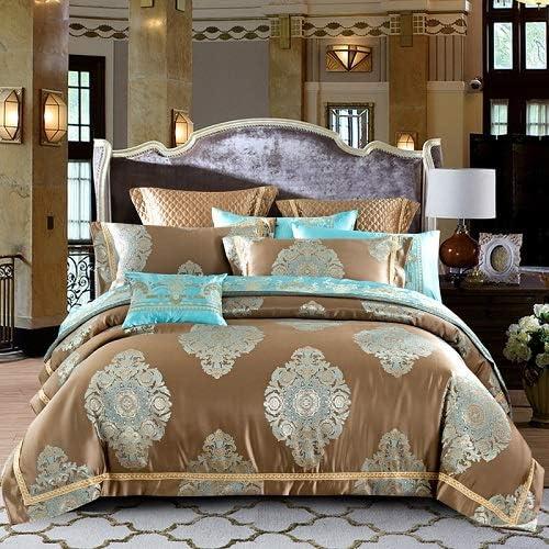 wkd-thvb - Juego de sábanas de algodón para Cama de Matrimonio ...