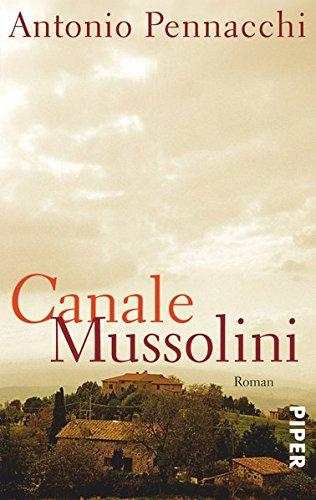 Canale Mussolini: Roman