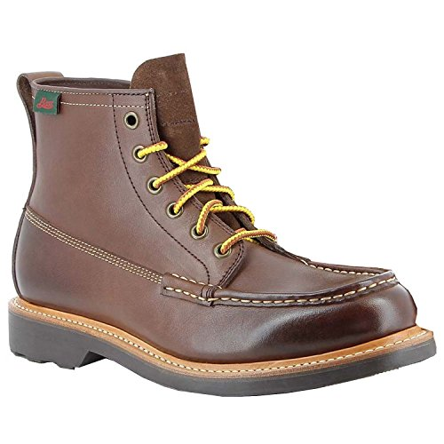 Leather Boots Bass Dark Hunter Mid Lace G Co Mens H amp; Brown Quail TOvnqpzw