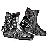 Sidi Apex Lei Women's Motorcycle Boots Black/Silver Size Euro 39/US 7