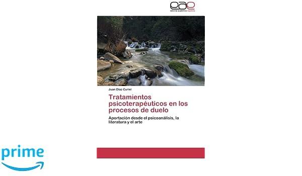 Tratamientos psicoterapéuticos en los procesos de duelo: Aportación desde el psicoanálisis, la literatura y el arte (Spanish Edition): Juan Díaz Curiel: ...