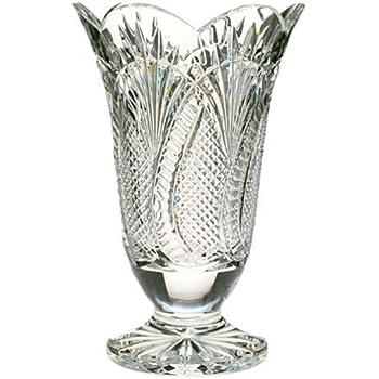 Amazon Waterford Crystal Balmoral Vase 10 Home Kitchen