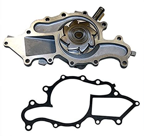 514D7aacccL._SX466_ amazon com gmb 125 1850 oe replacement water pump with gasket