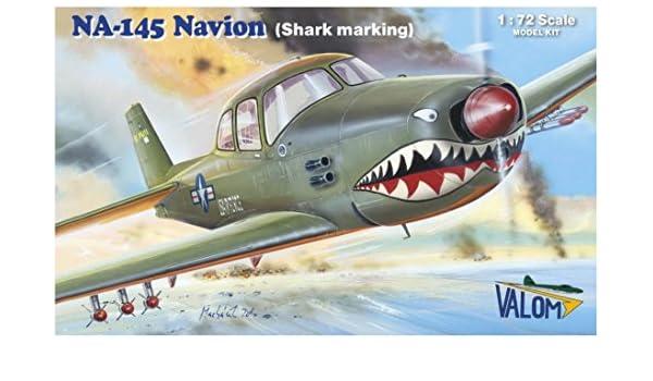 1//72 model kit, Valom 72106 NA L-17A Navion of US Army in Korean War