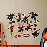 FATHEAD Ultimate Spider-Man Web Warriors Collection Real Big Wall Decor