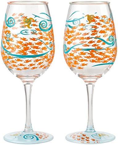 Enesco Designs Lolita Acrylic Glasses
