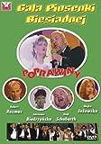 Gala Piosenki Biesiadnej cz.2 DVD / Gala Songs Part 2 DVD