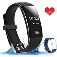 Fitness Tracker,Smart Fitness Watch Activity Tracker...