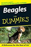 Beagles for Dummies, Susan McCullough, 0470039612