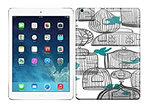 Loving Pop Bird cages phone case for ipad air by ruishername
