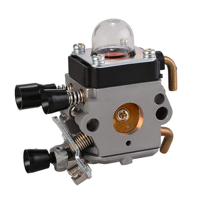 Carburador Carb Strimmer Cortador De Setos Desbrozadora FS38 FS45 ...